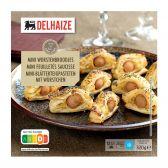 Delhaize Mini worstenbroodjes (alleen beschikbaar binnen de EU)
