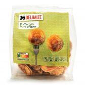 Delhaize Poffertjes mini pannenkoeken (voor uw eigen risico, geen restitutie mogelijk)