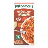 Miracoli Spaghetti bolognaise pasta