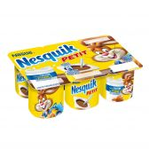 Nestle Nesquik chocolate milk dessert (at your own risk)