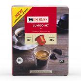 Delhaize Lungo 07 koffiecapsules
