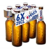 Maes Alcohol free beer
