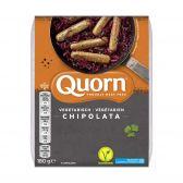 Quorn Vegetarische chipolata (voor uw eigen risico, geen restitutie mogelijk)