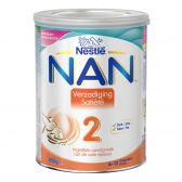 Nestle Nan saturation 2 baby formula (from 6 to 12 months)