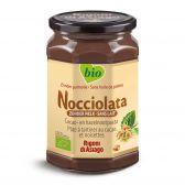 Nocciolata Organic chocolate marmalade without milk