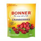 Bonner Dry cranberry fruit