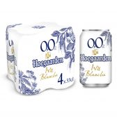 Hoegaarden Alcohol free white beer
