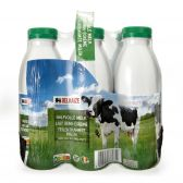 Delhaize Halfvolle melk 6-pack