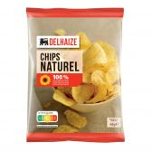 Delhaize Zoute chips klein