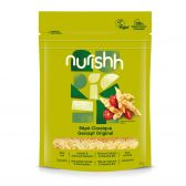 Nurishh Original grated cheese (at your own risk, no refunds applicable)