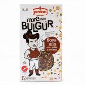 Perdon More than Bulgur mix met soja, gierst en rode rijst