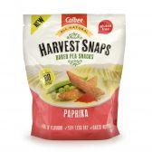 Harvest Snaps Paprika snacks