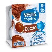 Nestle Baby chocolate dessert (from 6 months)