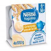 Nestle Baby semolina dessert (from 6 months)