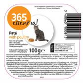 Delhaize 365 Gevogelte pate kattenvoeding