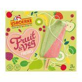 Ijsboerke Fruit and veg frisko ice cream (only available within the EU)
