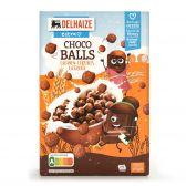 Delhaize Ontbijtgranen met chocolade ballen voor kinderen