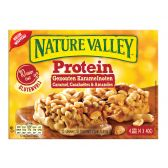 Nature Valley Protein, salted caramel and peanut bars