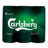 Carlsberg Blond pils beer