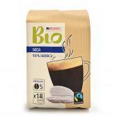 Delhaize Biologische cafeinevrije koffie fair trade