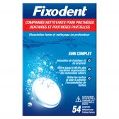 Fixodent Complete care cleaning tabs