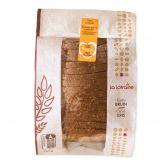 La Lorraine Brown square bread small (at your own risk, no refunds applicable)