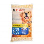 Delhaize Rijst, granen en groenten hondenvoeding