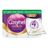 Cosynel Ecologisch gold quattro toilettenpapier