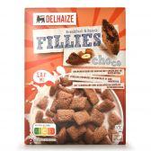 Delhaize Ontbijtgranen met chocolade fillies voor kinderen