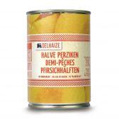 Delhaize Halve perziken op sap