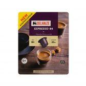 Delhaize Espresso 04 koffiecapsules