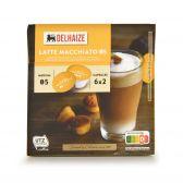 Delhaize Latte macchiato koffiecapsules