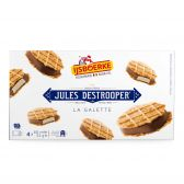 Ijsboerke La galette Jules Destrooper ice cream (only available within the EU)