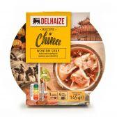 Delhaize Thaise wonton soep (alleen beschikbaar binnen de EU)