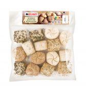 Delhaize Broodjes mix (alleen beschikbaar binnen de EU)