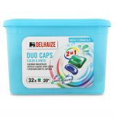 Delhaize Vloeibare dosis kleur blauw