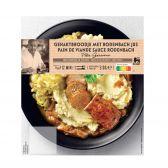 Delhaize Gehaktbroodje rodenbach van Peter Goossens (voor uw eigen risico, geen restitutie mogelijk)
