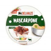 Delhaize Mascarpone kaas (voor uw eigen risico, geen restitutie mogelijk)