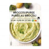 Delhaize Broccoli puree (voor uw eigen risico, geen restitutie mogelijk)