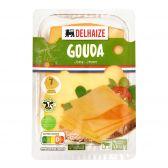 Delhaize Jonge Gouda kaas plakken groot