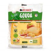 Delhaize Jonge Gouda kaas stuk groot