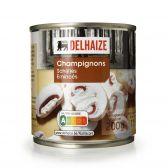 Delhaize Gesneden champignons 3-pack