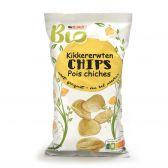 Delhaize Biologische kikkererwten chips