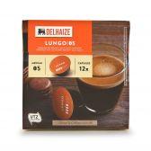 Delhaize Lungo 05 koffiecapsules klein