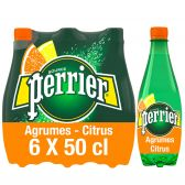 Perrier Citrus sparkling mineral water