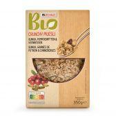 Delhaize Biologische knapperige muesli met quinoa