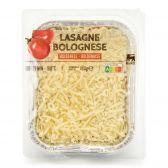 Delhaize Lasagne bolognese klein (voor uw eigen risico, geen restitutie mogelijk)