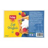 Schar Gluten free waffles (only available within the EU)