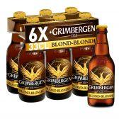 Grimbergen Blond abbey beer