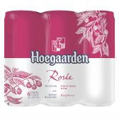 Hoegaarden Raspberry fruit beer